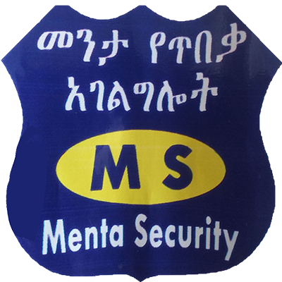 Menta Security and Man Power Logo