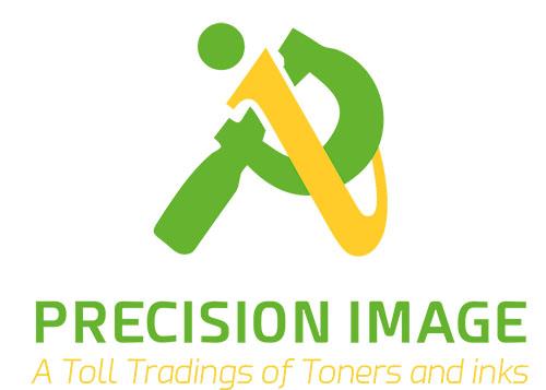 Precision Image  Logo