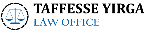 Taffesse Yirga Law Office Logo