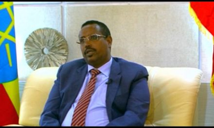 Abdi illey Officially Resigns