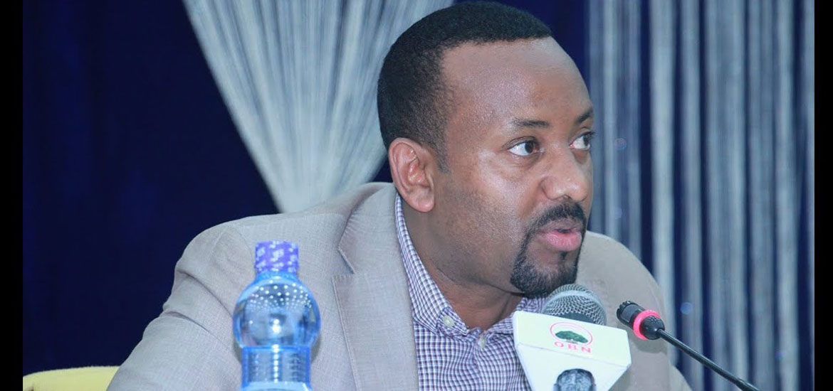 EPRDF Elects Dr. Abiy Ahmed as Chairman