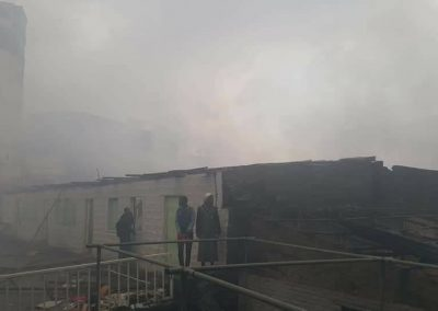 Anwar Mosque Addis Ababa Ethiopia Fire Accident June 28 2018 (3)