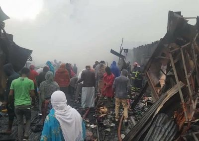 Anwar Mosque Addis Ababa Ethiopia Fire Accident June 28 2018 (4)