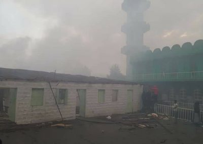 Anwar Mosque Addis Ababa Ethiopia Fire Accident June 28 2018 (9)