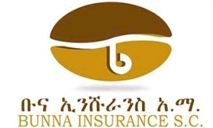 Bunna Insurance Earns 26.8ml birr net profit for 2019 / 2018 f.y