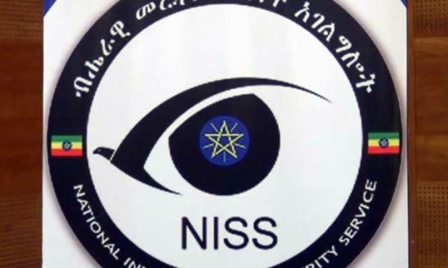 National Information and Security Service (NISS) Foils Terrorist Attacks, Halt Illicit Arms Flows