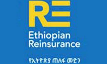 Ethiopian Reinsurance Earns 133.8 million birr net profit for 2019 / 2018 f.y