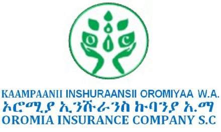 Oromia Insurance Company Earns 87.3 million birr Net Profit for 2019 / 2018 f.y