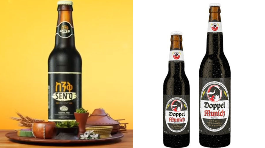 BGI and Habesha Breweries launch new products
