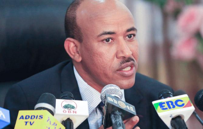Siraj Fegessa resigns from SEPDM