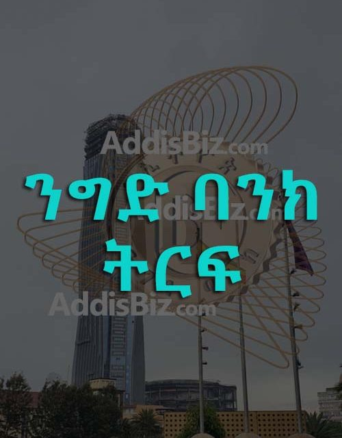 Commercial Bank of Ethiopia (CBE) Earns 20 billion birr Gross Profit for 2021 / 2020 f.y