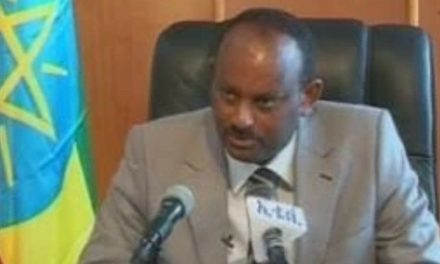 Girma Kassa, Addis Ababa Police Commission Leader Fired & Arrested after Bomb Explosion on Support Demonstration for Ethiopia's PM Abiy Ahmed