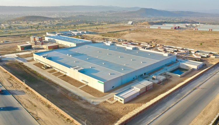 All Industrial Parks Under Construction To Go Operational Soon