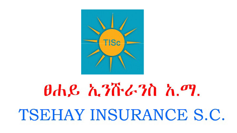 Tsehay Insurance earns 33.6 million birr net profit for the 2019 / 2018 f.y